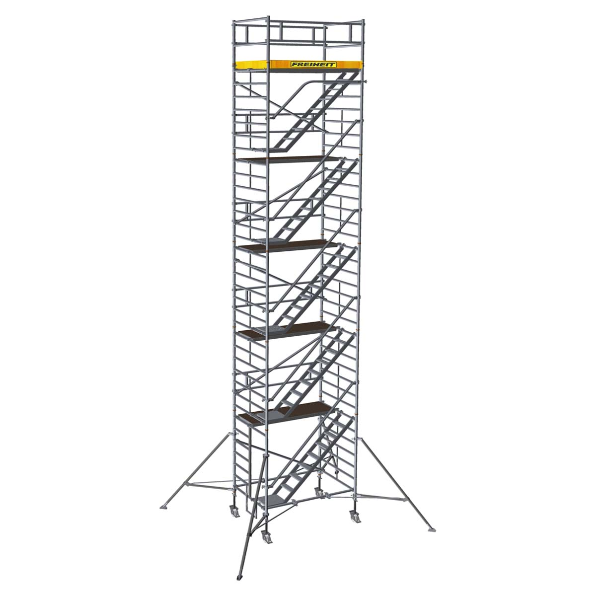 Aluminium Mobile Scaffold Towers Mobile Scaffold Tower